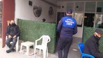 Zabıtadan Uludağ'da Sıkı Takip