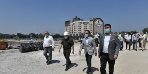 Osmangazi'nin dev projesine mühendislerden tam not