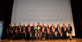 Uludağ Üniversitesi'nde akademisyenlere ödül