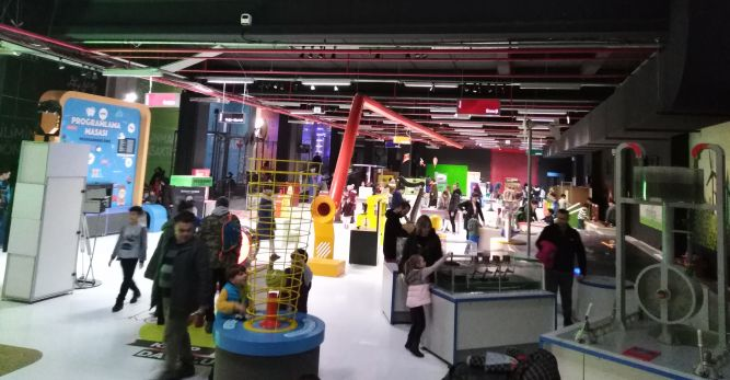 Bilim ve Teknoloji Merkezi, Bursa'nın markası