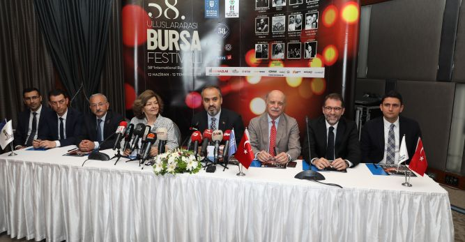 Bursa'da festival coşkusu başlıyor