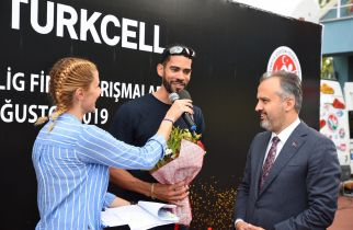En iyiler Bursa'da yarıştı