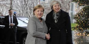 Merkel'den Brexit Yorumu: 'Kısa ve Teknik Amaçlı Erteleme Mümkün'