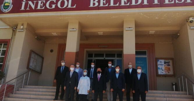 Ödünç, Bursa'nın her kilometresinde…