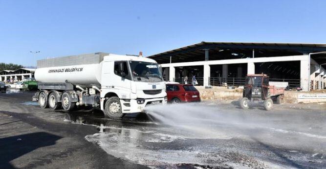 Osmangazi'de Kurban Tertemiz Geçti