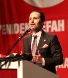 Fatih Erbakan'dan çarpıcı '27 Mayıs' açıklaması