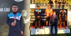 Osmangazili Atletler Hız Kesmiyor