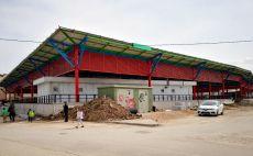 Panayır'a kapalı pazar yeri