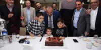 Başkan Aktaş, Efelerle şampiyonluk pastası kesti