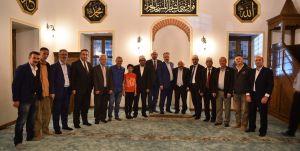 'Mizanoğlu Mescidi' ibadete açıldı