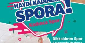 Osmangazi'de kadınca spor başlıyor