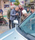 Karacabey'de engellilerin offroad heyecanı