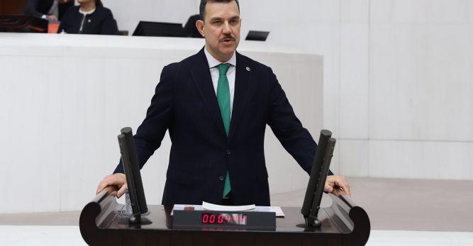 Milletvekili Mustafa Esgin'den 2020 mesajı