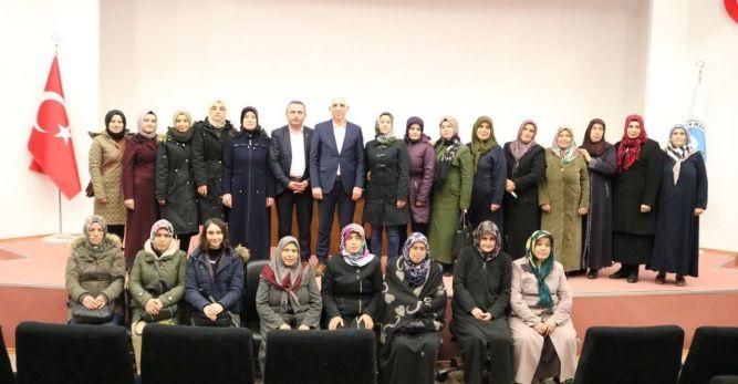 Kadın üreticilerden Marmarabirlik ziyareti