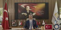 Başkan Özkan'dan İstiklal Marşı'nın kabulüyle ilgili anlamlı mesaj