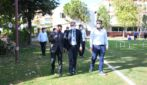 Başkan Taban'dan İnegölspor'a Moral Ziyareti