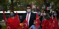 Osmangazi'de 'Kırmızı Beyaz' Coşku Başladı