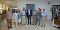 BUÜ'ye Rusya Federasyonu'ndan yeni 'Erasmus' ortağı