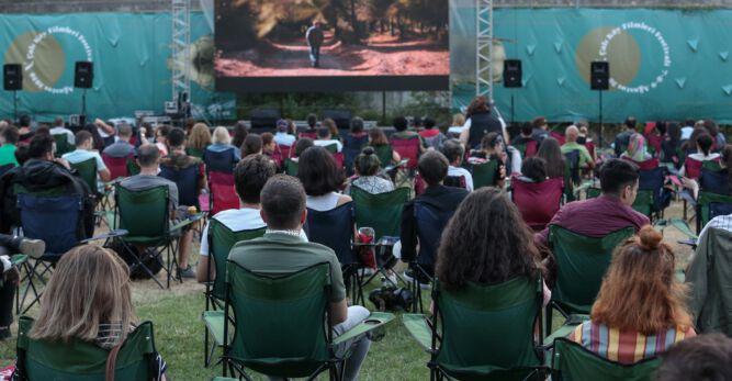 Çalı'da film şölenine muhteşem final