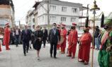 Gagauz Özerk Yeri Başkanı Vlah, Fetih Müzesi'nde