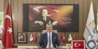 Başkan Özkan'dan 'Çalışan Gazeteciler Günü' mesajı