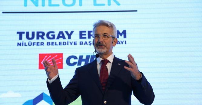 Turgay Erdem Projelerini açıkladı