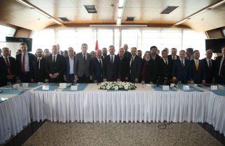 Spor Bakanlığı da Bursa için kesenin ağzını açtı