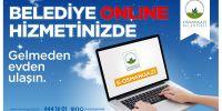 OSMANGAZİ ONLINE HİZMETTE!