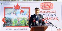 Osmangazi'den Bursa'da Bir İlk