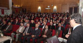 """PATENT-FAYDALI MODEL-TASARIM ALANLARINDA """"FARKINDALIK"""" SEMİNERİ"""