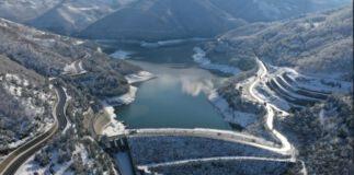 Kar yağışıyla birlikte su rezervi 100 günü aştı