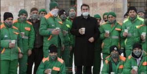 Osmangazi'de 350 Kişilik Kar Timi Görev Başında