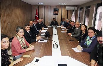 BUSİM (2018-2019) GERİBİLDİRİM TOPLANTISI YAPILDI