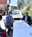 Dündar'dan Şehit Evine Taziye Ziyareti