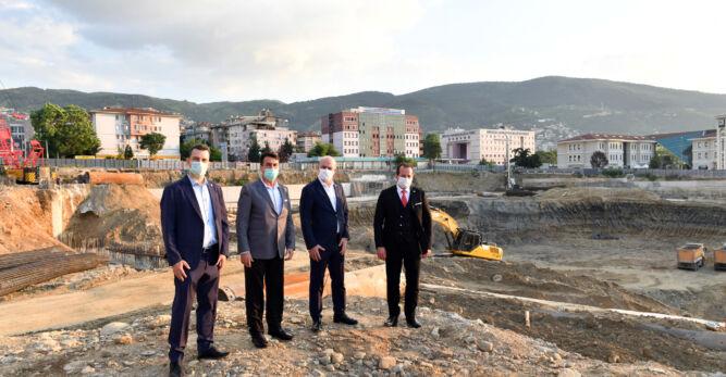 Bursa'nın Geleceğine Vizyon Olacak