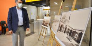 Yıldırım'da 'Bursa'da Zaman' Sergisi