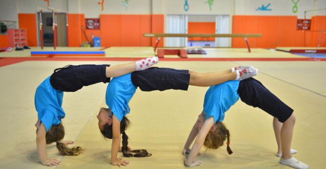 Yıldırım'ın Çocukları Sporla Büyüyor