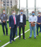 'Futbolun Kalbi Fidyekızık'  Yenilendi
