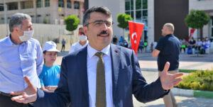 'Naim Süleymanoğlu Spor Kompleksi' Faaliyete Başladı